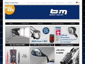 B+M (Busch und Müller)