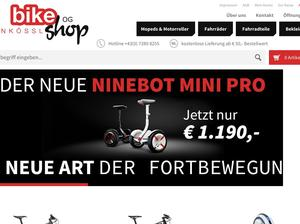 BIKE SHOP Filnkössl