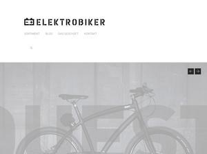Elektrobiker