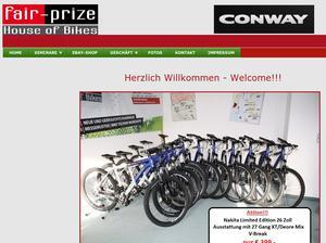 fair-prize House of Bikes
