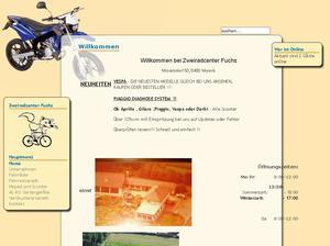 Fuchs Hubert-Zweirad Verkauf Reparatur