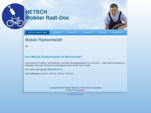 Hetsch - Mobiler Radl-Doc