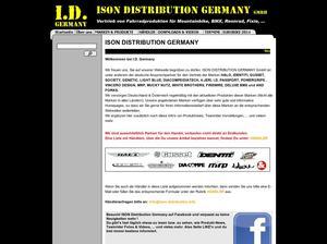 Ison Distribution