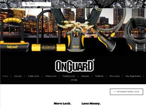 Onguard Locks