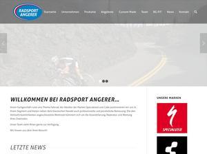 Radsport Angerer