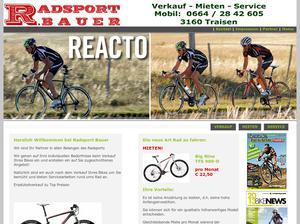 Radsport Bauer