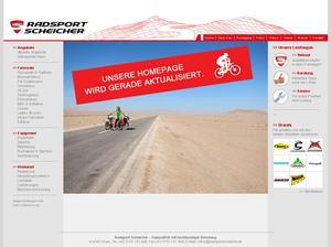 Radsport Scheicher Johannes