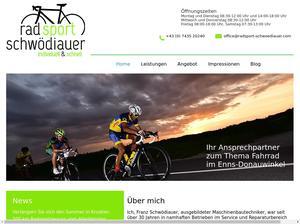 Radsport Schwödiauer