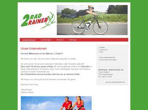 2 Rad Rainer