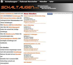 Schaltaugen.info