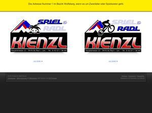 Spiel-Rad Kienzl