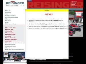 SPORT 2000 Reisinger