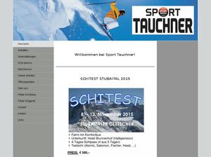 SPORT 2000 Tauchner