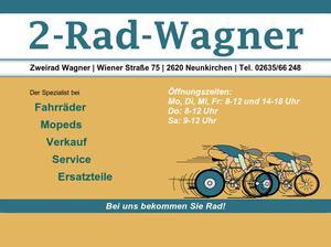 2- Rad -Wagner