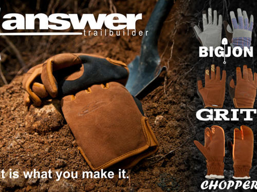 Answer Trailbuilder Gloves – Handschuhserie...