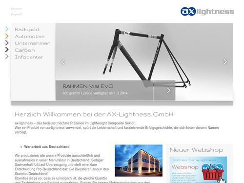 http://www.ax-lightness.de