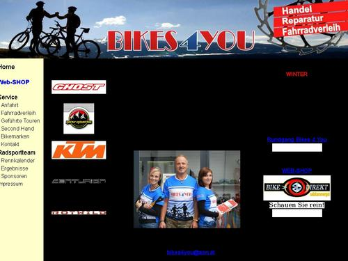 http://www.bikes4you.at