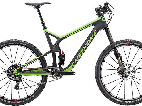 Cannondale 2015: Jekyll und Trigger...