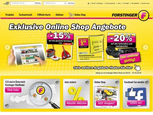 http://www.forstinger.com