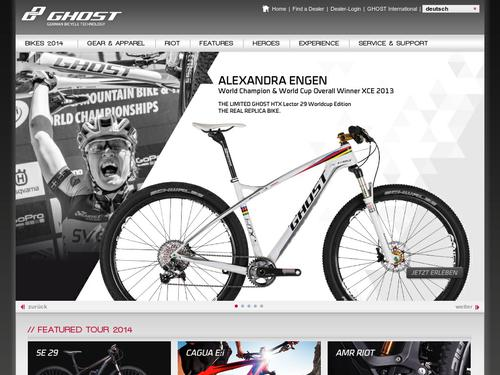 http://www.ghost-bikes.com