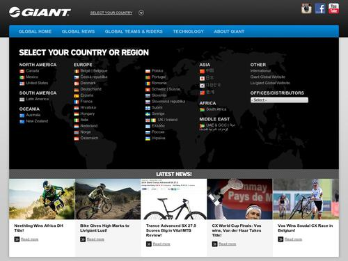 http://www.giant-bicycles.com