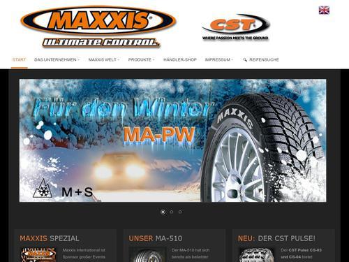 http://www.maxxis.de