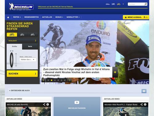 http://www.michelin-fahrrad.de