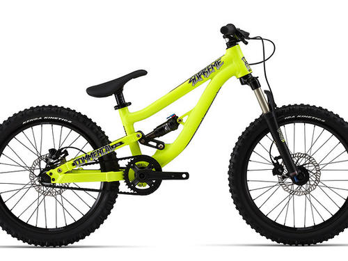 Neue Commencal Kinderbikes: man muss...