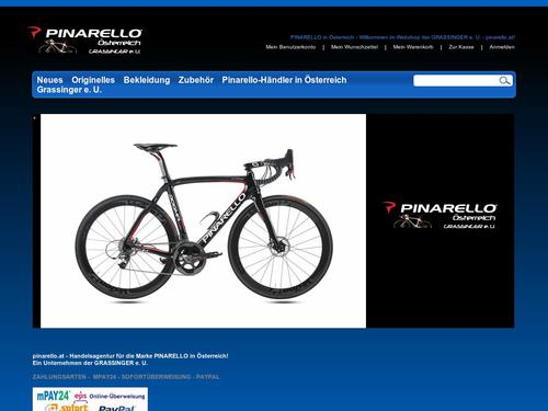 http://www.pinarello.at