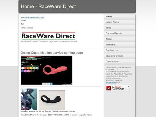 http://www.racewaredirect.co.uk