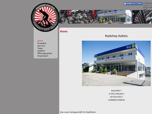 http://www.radshop-kalteis.at