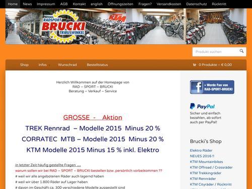 Radsport Brucki
