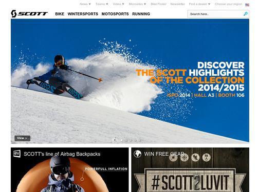 http://www.scott-sports.com