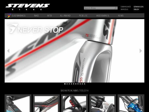 http://www.stevensbikes.de