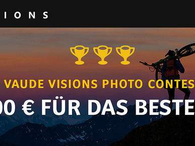 Vaude Visions Photo Contest: 10.000€...